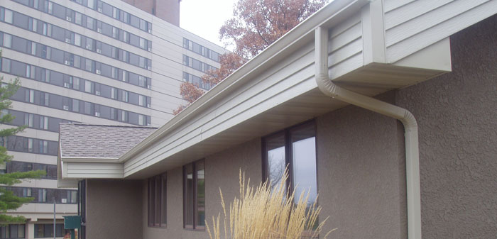 All american seamless gutters brainerd lakes area nisswa minnesota light commercial seamless gutters solutioingenieria Images